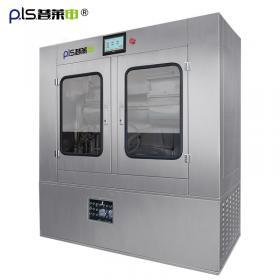 普莱申PLS-20L操作演示( 全自动翻料,触摸屏操作)