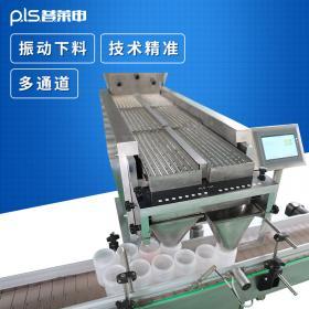 生产包装线旋盖机操作过程演示